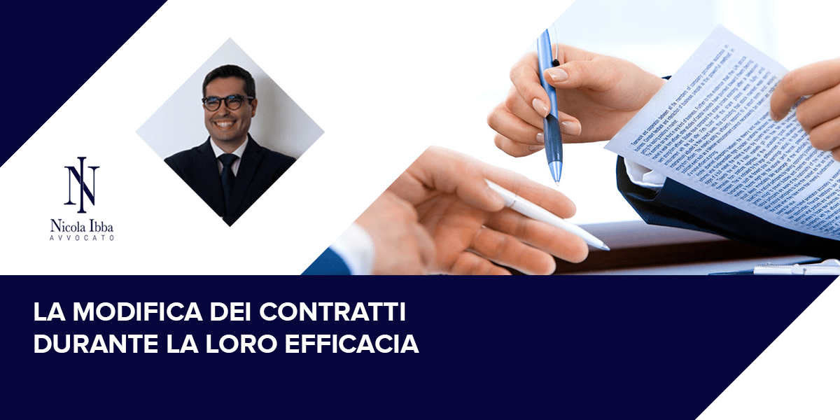 Modifica-contratti-durante-efficacia-Nicola-Ibba
